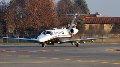 D-CHIP - Cessna 525B CitationJet 3+ - E-Aviation