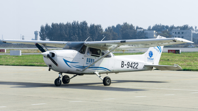 B-9422 - Cessna 172R Skyhawk - Hubei Sky-Blue International Aviation Academy
