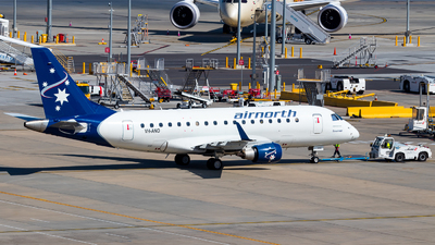 A picture of VHANO - Embraer E170LR - Airnorth - © ChrisLait