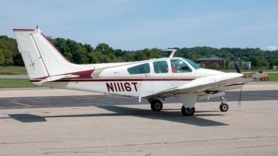 N1116T - Beechcraft 95-B55 Baron - Private