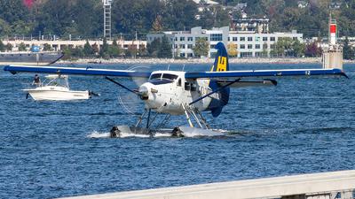 C-FHAS - De Havilland Canada DHC-3T Vazar Turbine Otter - Harbour Air