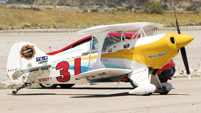 N180TT - Pitts S-1 Special - Private