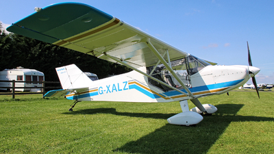 G-XALZ - Rans S-6S Coyote II - Private