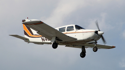 A picture of N4699J - Piper PA28R180 - [28R30602] - © wangruoyao