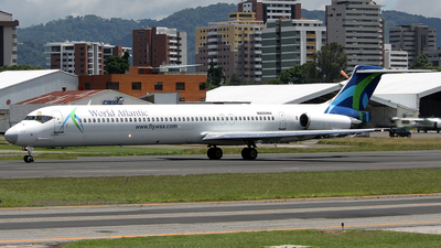 N806WA - McDonnell Douglas MD-82 - World Atlantic Airlines