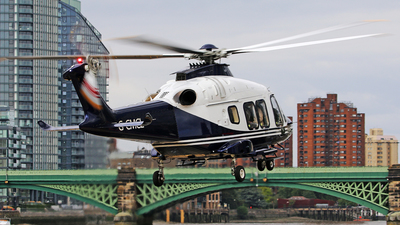 G-CMCL - Agusta-Westland AW-169 - Private