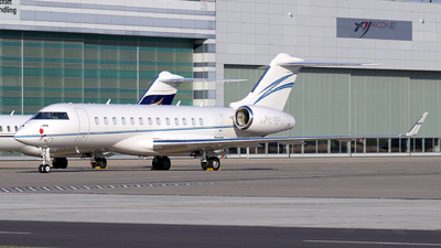9H-SSU - Bombardier BD-700-1A10 Global 6000 - Avcon Jet Malta
