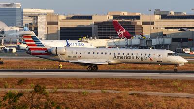 N713SK - Bombardier CRJ-701ER - American Eagle (SkyWest Airlines)