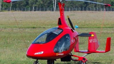SP-XEEA - Autogyro Europe Cavalon - Private