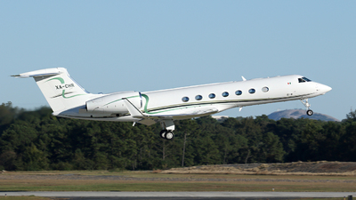 XA-CHR - Gulfstream G550 - Private