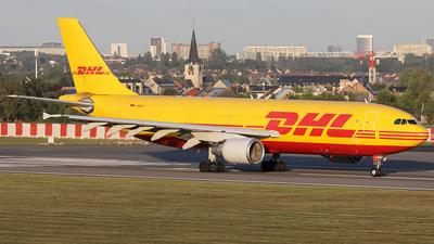 D-AEAH - Airbus A300B4-622R(F) - DHL (European Air Transport)