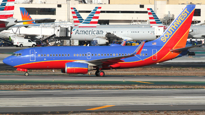 N291WN - Boeing 737-7H4 - Southwest Airlines