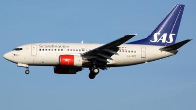 LN-RRZ - Boeing 737-683 - Scandinavian Airlines (SAS)