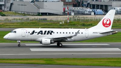 JA222J - Embraer 170-100STD - J-Air