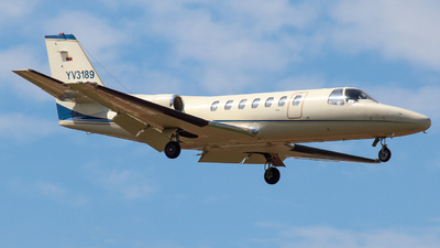 YV3189 - Cessna 560 Citation V - Private