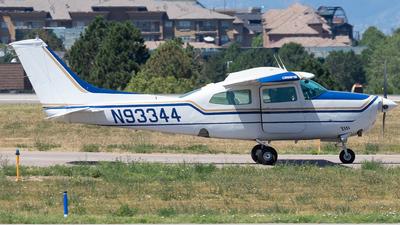 N93344 - Cessna T210L Turbo Centurion  - Private