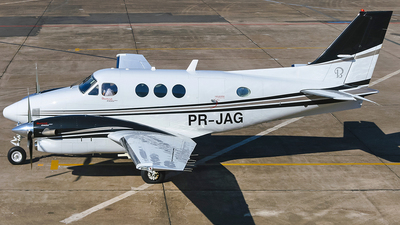 PR-JAG - Beechcraft C90GT King Air - Private