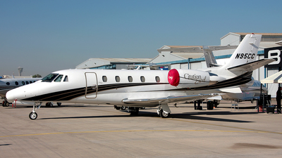 N95CC - Cessna 560XL Citation Excel - Cessna Aircraft Company