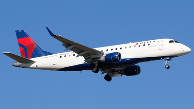 N604CZ - Embraer 170-200LR - Delta Connection (SkyWest Airlines)