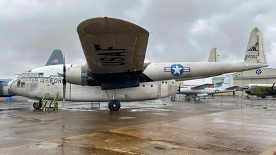 48-0352 - Fairchild C-119B Flying Boxcar - United States - US Air Force (USAF)
