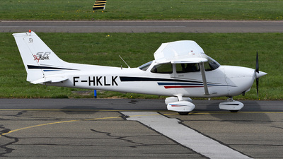 F-HKLK - Cessna 172S Skyhawk SP - Private
