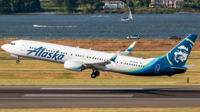 N278AK - Boeing 737-990ER - Alaska Airlines
