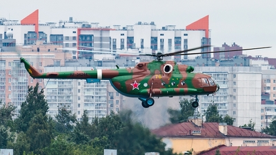 RF-34244 - Mil Mi-8MTV-2 Hip - Russia - Ministry of Interior