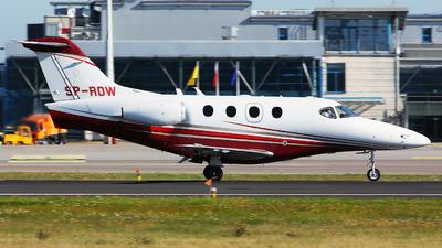 SP-RDW - Raytheon 390 Premier IA - Jet Story