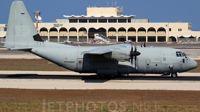 MM62182 - Lockheed Martin C-130J Hercules - Italy - Air Force