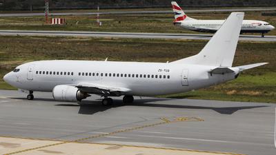 ZS-TGB - Boeing 737-36Q - Mango