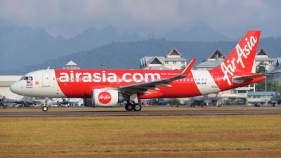 9M-AGK - Airbus A320-251N - AirAsia