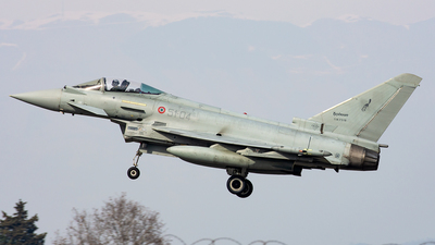 MM7319 - Eurofighter Typhoon EF2000 - Italy - Air Force