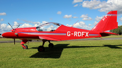 G-RDFX - Aero AT-3S - Private