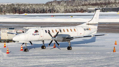 A picture of ECNIR - Fairchild SA227AC Metro III - Flightline - © Roope Nikkinen