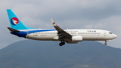 B-5660 - Boeing 737-85C - Hebei Airlines