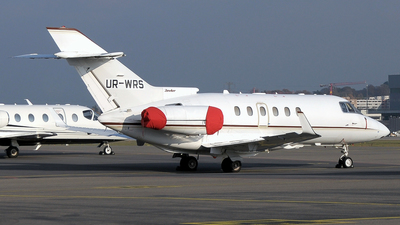UR-WRS - Hawker Beechcraft 800XP - Wind Rose Aviation