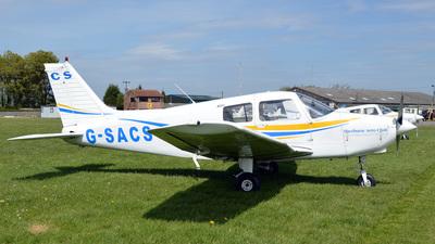 G-SACS - Piper PA-28-161 Cadet - Sherburn Aero Club