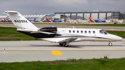 N409RK - Cessna 525B CitationJet 3 - Private