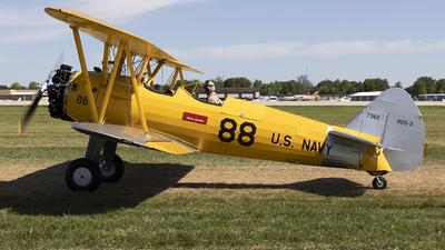 N65693 - Boeing B75N1 Stearman - Private
