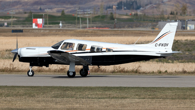 C-FKOV - Piper PA-32R-301T Turbo Saratoga SP - Private