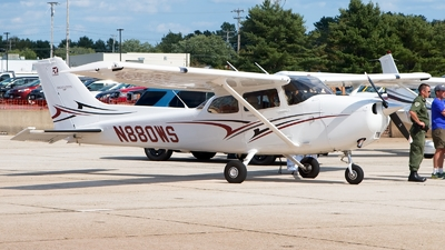 N880WS - Cessna 172S Skyhawk SP - Private