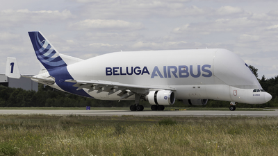 F-GSTA - Airbus A300B4-608ST Super Transporter - Airbus Industrie