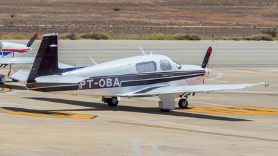 PT-OBA - Mooney M20J-201 - Private