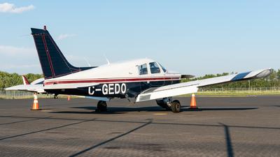 C-GEDO - Piper PA-28-140 Cherokee - Private
