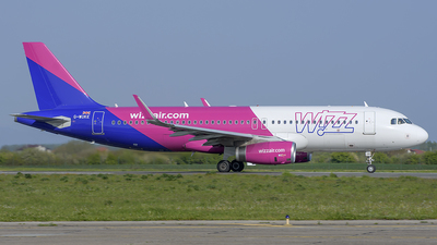 G-WUKE - Airbus A320-232 - Wizz Air UK