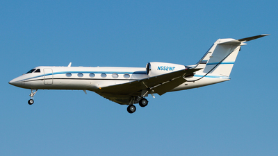 N552WF - Gulfstream G-IV - Private