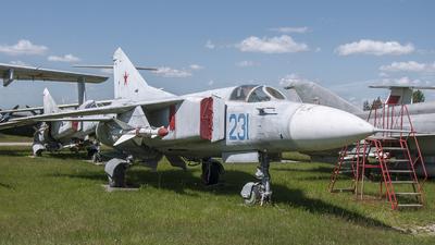 231 - Mikoyan-Gurevich MiG-23 Flogger - Soviet Union - Air Force