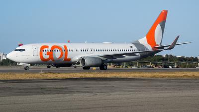 A picture of PRVBG - Boeing 7378EH - GOL Linhas Aereas - © Nicholas Carvalho