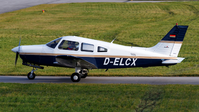 D-ELCX - Piper PA-28-161 Warrior III - Luftsportverein Vilshofen