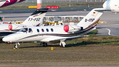 D-ITIP - Cessna 525 CitationJet 1 - Star Wings Dortmund